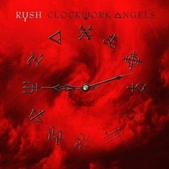 RUSH : CLOCKWORK ANGELS (CD)