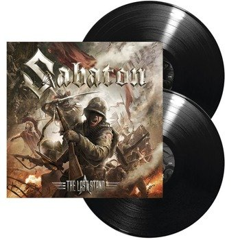 SABATON: THE LAST STAND (2LP VINYL)