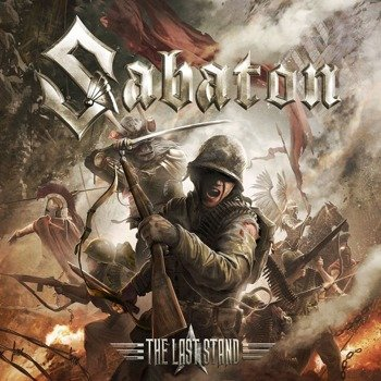 SABATON: THE LAST STAND (CD)