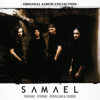 SAMAEL: ORIGINAL ALBUM COLLECTION (3CD)