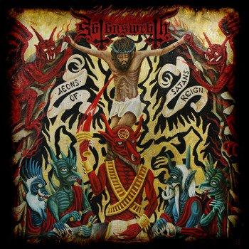 SATAN'S WRATH: AEONS OF SATAN;S REIGN (LP VINYL)