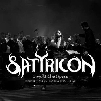 SATYRICON: SATYRICON LIVE AT THE OPERA (2CD+DVD)