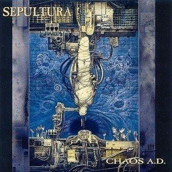 SEPULTURA: CHAOS A.D. (CD)