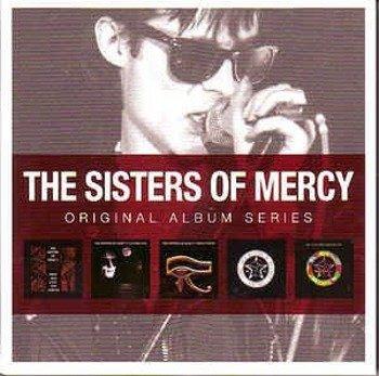 SISTERS OF MERCY: ORIGINAL ALBUM SERIES (5CD)
