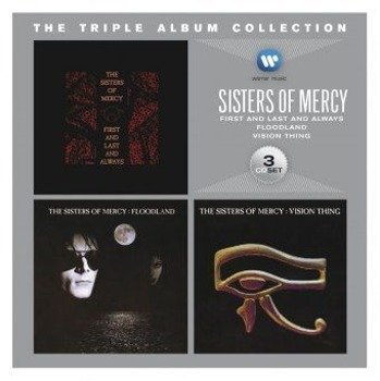 SISTERS OF MERCY: THE TRIPLE ALBUM COLLECTION (3CD)