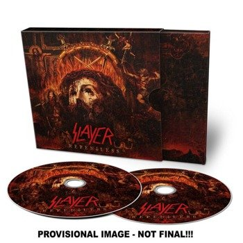 SLAYER: REPENTLESS (CD+DVD)