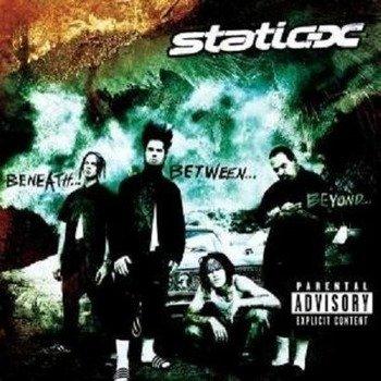 STATIC-X: BENEATH, BETWEEN, BEYOND (CD)
