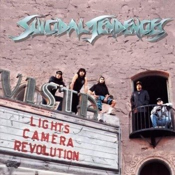 SUICIDAL TENDENCIES: LIGHTS CAMERA REVOLUTION (CD)