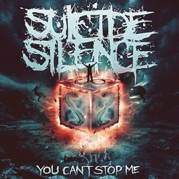 SUICIDE SILENCE:  YOU CAN'T STOP ME (LP VINYL)