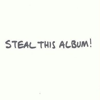 SYSTEM OF A DOWN : STEAL THIS ALBUM (CD)