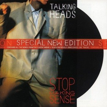 TALKING HEADS: STOP MAKING SENSE (CD)