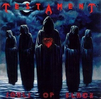 TESTAMENT: SOULS OF BLACK (CD)