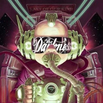 THE DARKNESS: LAST OF OUR KIND (CD)