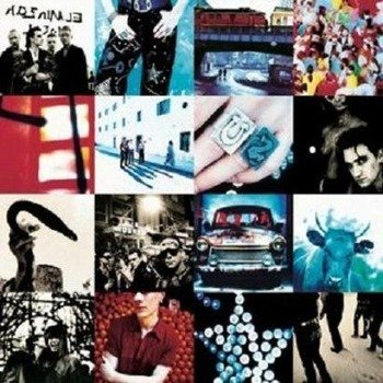 U2: ACHTUNG BABY (CD)