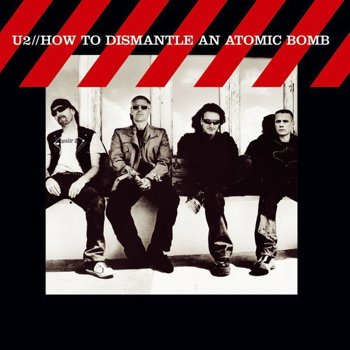U2: HOW TO DISMANTLE AN ATOMIC BOMB (CD)