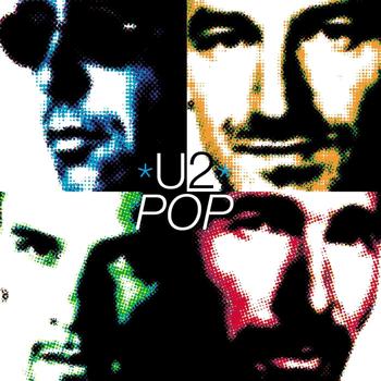 U2: POP (CD)