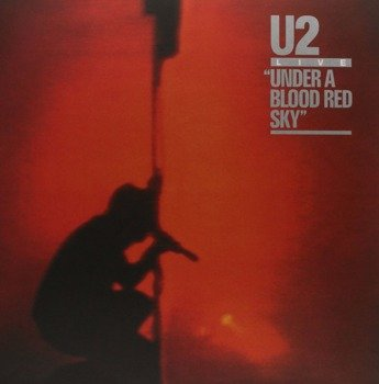 U2: UNDER A BLOOD RED SKY (CD)