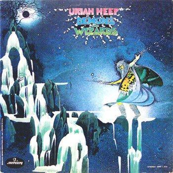 URIAH HEEP: DEMONS AND WIZARDS (2LP VINYL)