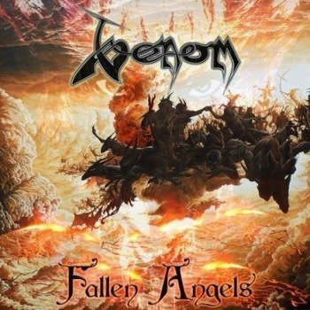 VENOM: FALLEN ANGELS (CD)