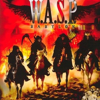 W.A.S.P: BABYLON (CD)