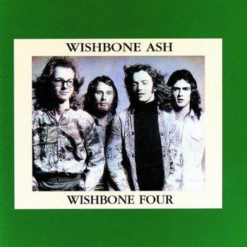 WISHBONE ASH: WISHBONE FOUR (CD)