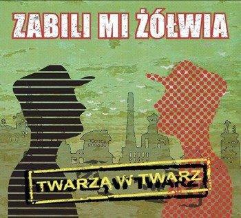ZABILI MI ŻÓŁWIA: TWARZA W TWARZ (CD)