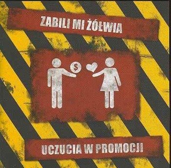 ZABILI MI ŻÓŁWIA: UCZUCIA W PROMOCJI (CD)