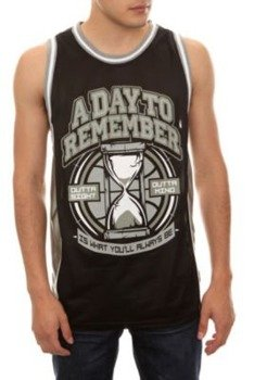bezrękawnik A DAY TO REMEMBER - 2ND SUCKS BASKETBALL JERSEY