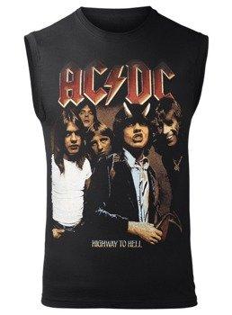 bezrękawnik AC/DC - BACK IN BLACK