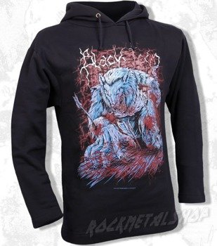 bluza BLACK ICON - ATTACK czarna z kapturem (BICON051)