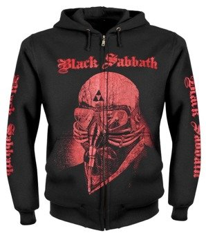 bluza BLACK SABBATH rozpinana, z kapturem