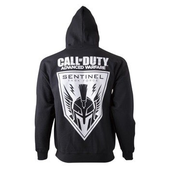 bluza CALL OF DUTY - ADVANCED WARFARE, rozpinana z kapturem