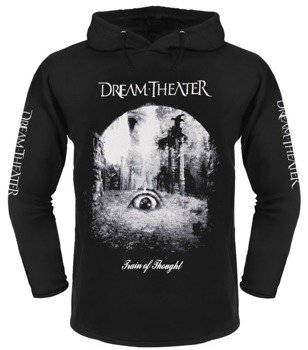 bluza DREAM THEATER - TRAIN OF THOUGHT czarna z kapturem