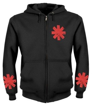 bluza RED HOT CHILI PEPPERS rozpinana, z kapturem