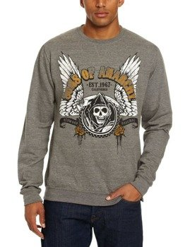 bluza SONS OF ANARCHY - WINGED REAPER , bez kaptura