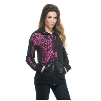 bluza damska rozpinana IRON FIST - WISHBONE SEQUINS