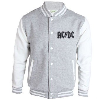 bluza/kurtka AC/DC - FOR THOSE ABOUT TO ROCK, rozpinana