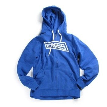 bluza na suwak ETNIES - RAP (FULL ZIP) (ROYAL)