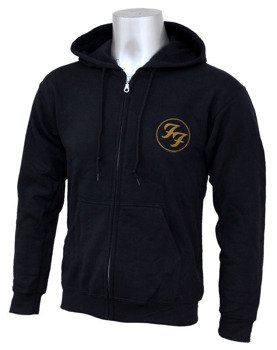 bluza rozpinana FOO FIGHTERS - GOLD LOGO