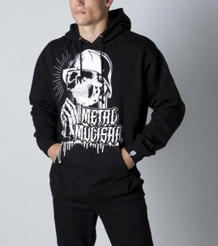 bluza z kapturem METAL MULISHA - CREED PO black