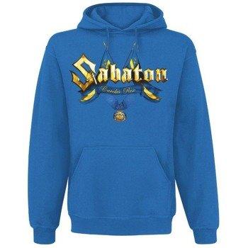 bluza z kapturem SABATON - CAROLUS REX