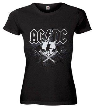 bluzka damska AC/DC - HIGH VOLTAGE