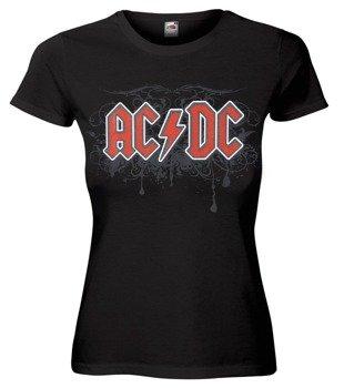 bluzka damska AC/DC - LOGO RED