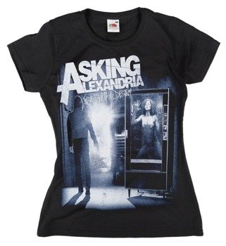 bluzka damska ASKING ALEXANDRIA - FROM DEATH TO DESTINY