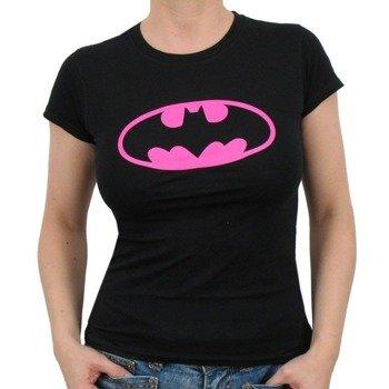 bluzka damska BATMAN - PINK LOGO
