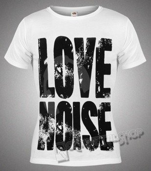 bluzka damska BLACK ICON - LOVE NOISE (DICON144 WHITE)