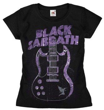 bluzka damska BLACK SABBATH - GUITAR