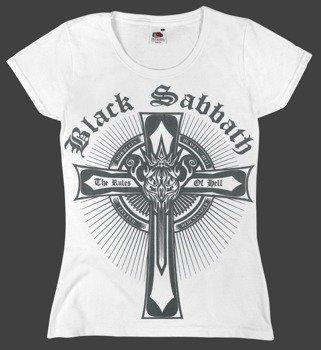 bluzka damska BLACK SABBATH - THE RULES OF HELL
