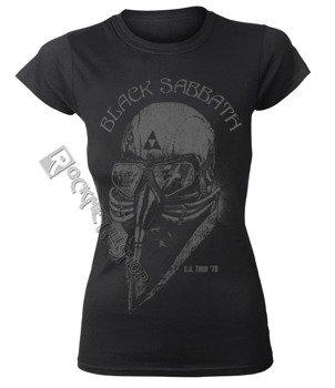 bluzka damska BLACK SABBATH - US TOUR '78