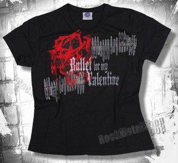 bluzka damska BULLET FOR MY VALENTINE - ROSE BLOOD